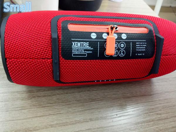 Kleine Schlacht Trommel Neue drahtlose Bluetooth-Lautsprecher Subwoofer Stereo Outdoor tragbare wasserdichte Bluetooth-Lautsprecher