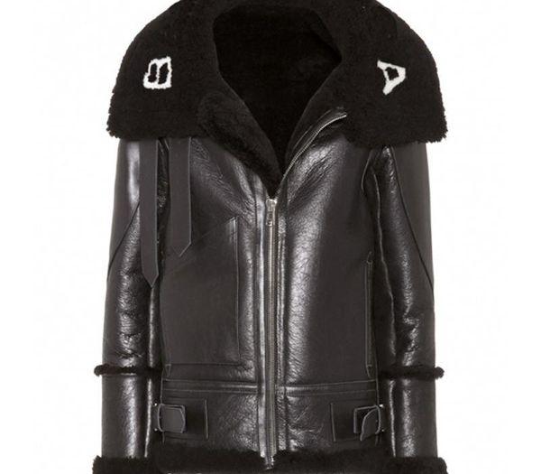 2018 Ba Logo Pu Leather Jacket Brasão Homens Mulheres longo inverno além de veludo Motorcycle Jacket Preto Hflspy000