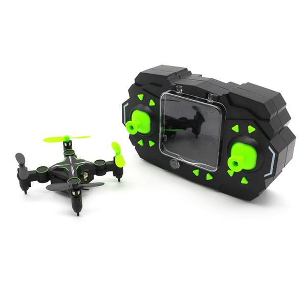 YJS Dropship, jouet d'extérieur volant en hauteur, taille fixe, quadricoptère contrôlé manuellement