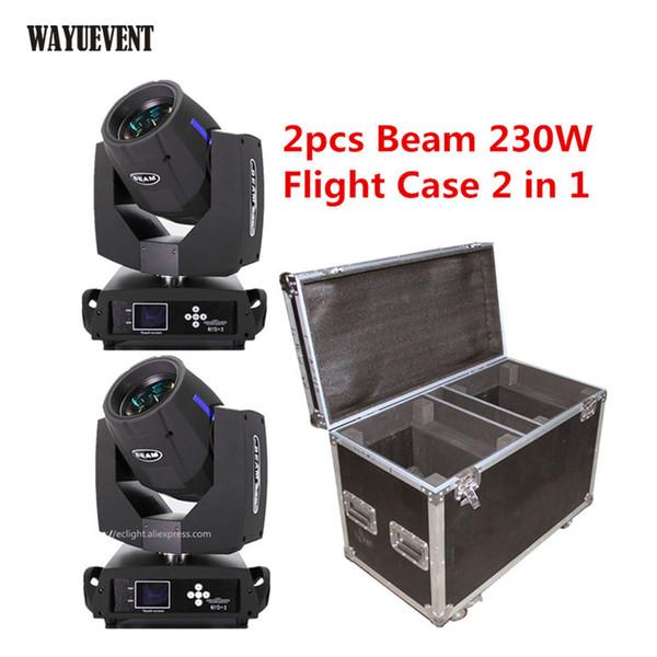 Sharpy 230 Beam 230 Moving head light Beam 230 7R Moving head stage light + Flight case