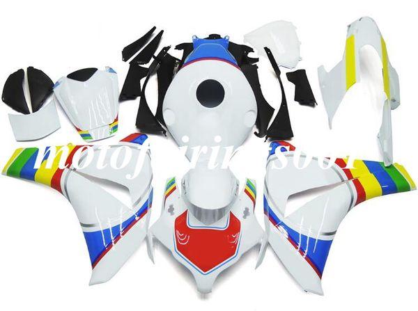 (Molde de injeção) Novos kits de carenagens da motocicleta ABS Aptos para HONDA CBR1000 CBR1000RR 2008 2009 2010 2011 08 09 10 11 Cor personalizada