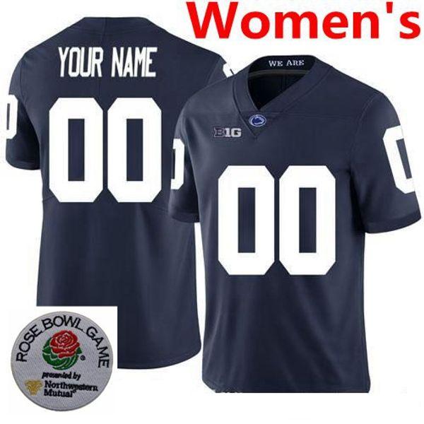 Женщины # 039, S Синего Название С Rose Bowl