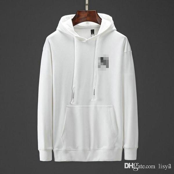 19SS Italie Luxe Hommes Sweat-shirts Vêtements Streetwear Hoodie des femmes des hommes Harajuku capuche et manches longues Sweat à capuche Manteau GGGGG3
