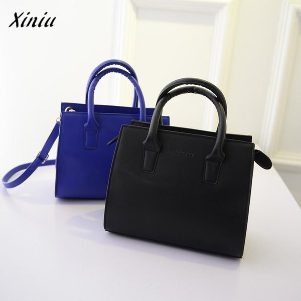 Xiniu Quality Fashion Luxury Women Bag Ladies Leather Handbag Famous Brands Messenger Shoulder Bags Tote Satchel bolsos mujer