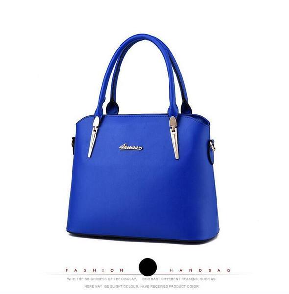 Large Capacity Bag Handbags Top Handles 2019 brand fashion designer luxury bags Women Messenger Satchel Briefcase Tote handbag many colors