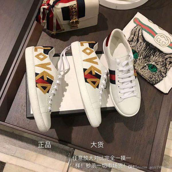 01 8LouisVuittongucci lüks erkek moda rahat tasarımcı ayakkabı sivri deri lastik ayakkabı ile klasik düz ayakkabı