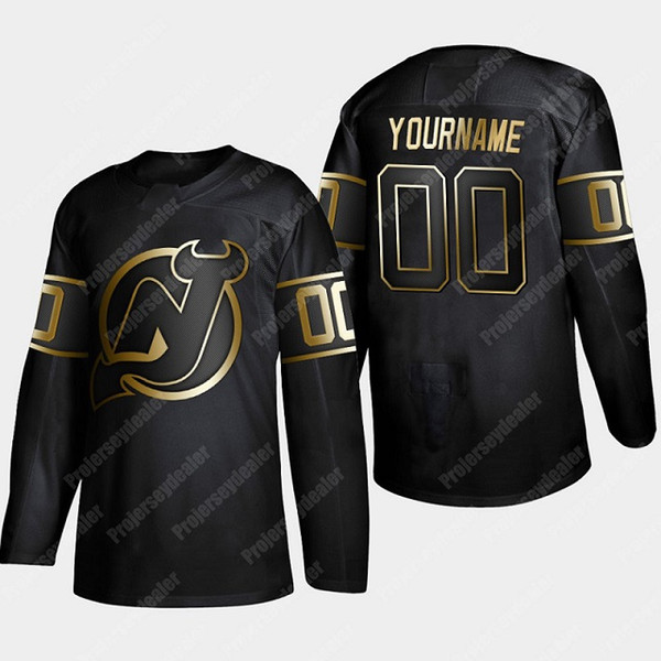 2019 Golden Edtion Jersey Mens: S-3XL
