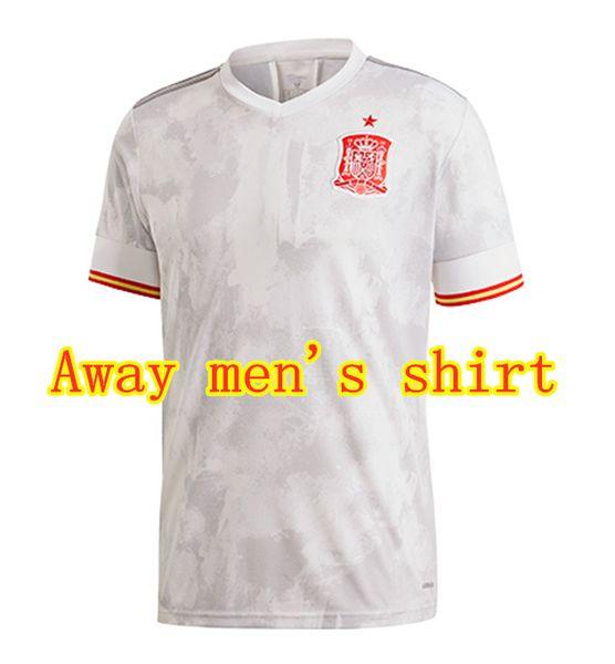 Shirt S; homens afastado # 039
