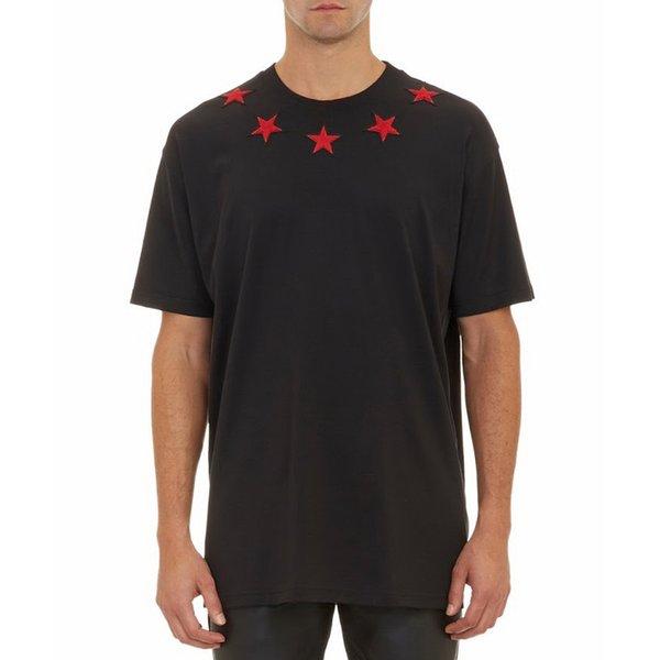 Red Star Applique B329
