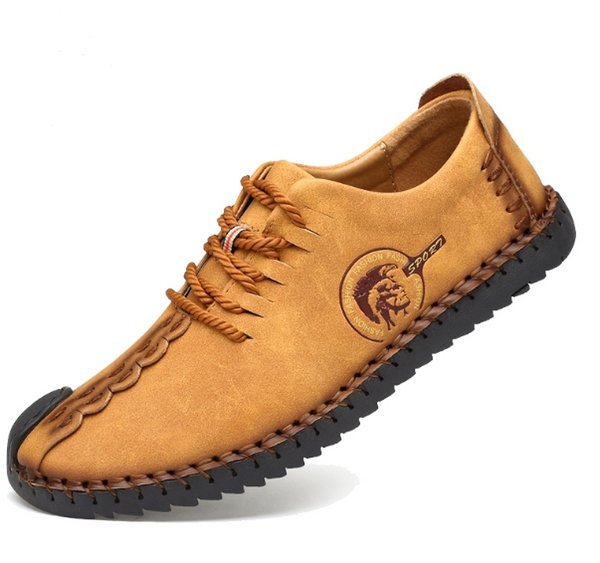 Men's Leather Outdoor Waterproof Hiking Shoes Trekking Hunting Slip Sneakers Camping Tactics Soldier Sneakers Zapatillas Hombre #97246