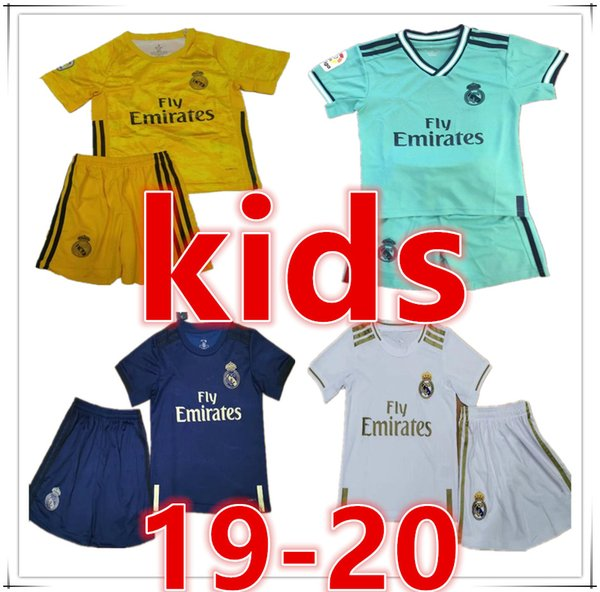 fc barcelona real betis real madrid Atletico Madrid valencia espanyol kids soccer jersey 2019 2020 messi barcelona kids real betis football jersey