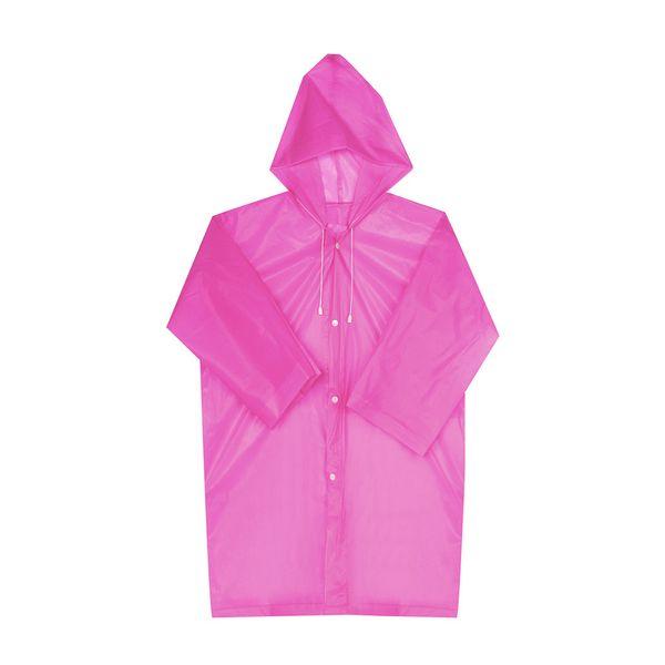 100% Brand New And High Quality Boys Girl Children Hooded Jacket Rainsuit Rain Poncho Raincoat Long Rainwear