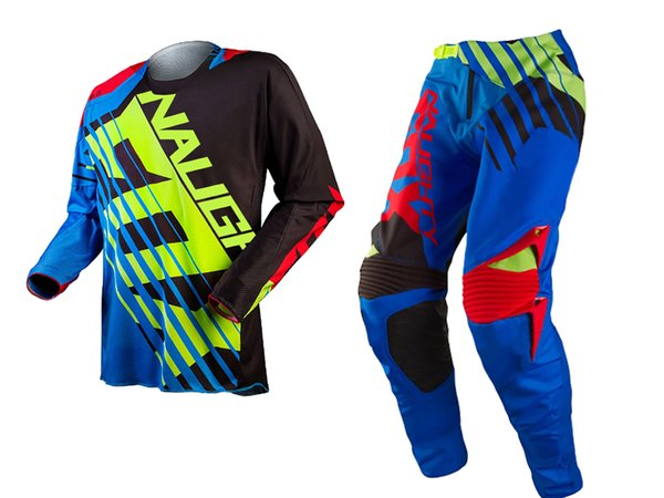 Classic Styles NAUGHTY FOX 360 SAVANT Motocross Kit Combos Cross-country Racing Must-haves Protective Gear MX DH Dirt Moto Suit