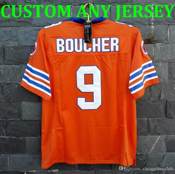 Personalized american football jerseys Custom Detroit Buffalo college authentic cheap baseball basketball hockey jersey 4xl 5xl 8xl cheap
