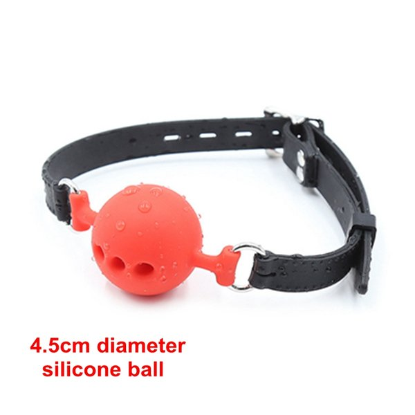 5.0cm diameter ball (red)