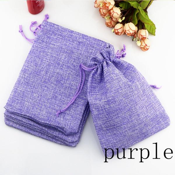 Purple 7x9cm