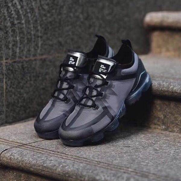 2019 High quality men women shoes Navy Teal 19SS VM3 Black/Metallic Gold VP Kicks Off the New Year casual Shoes size36-44