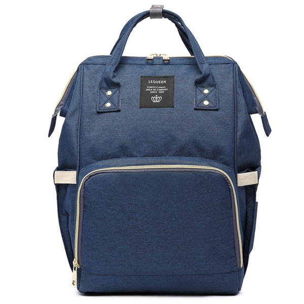 Deep Blue Mummy Bags