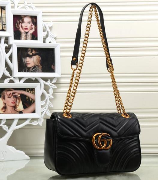 2019 hot sale women designer handbags luxury crossbody messenger shoulder bags chain bag good quality pu leather purses ladies handbag 01