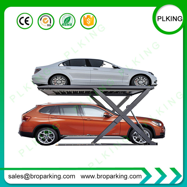 Multi Platform Scissor Parking Lift For Residential Use