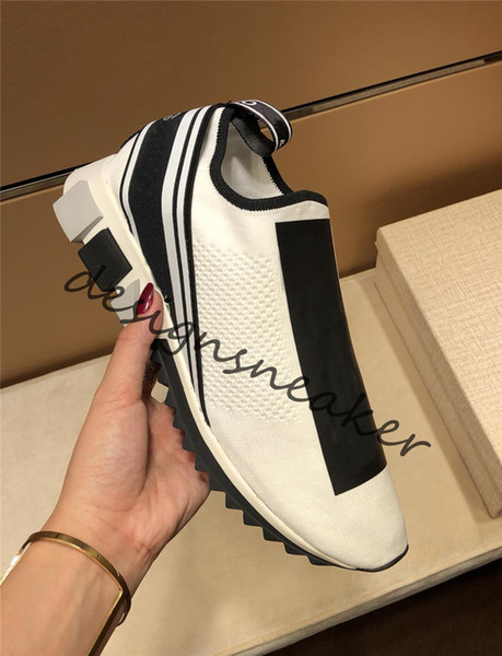 Women Men Designer Sneakers Speed Trainer Low-Cut Fashion Flat Sock Boots Casual Shoes Speed Trainer Walking Shoes Sneakers