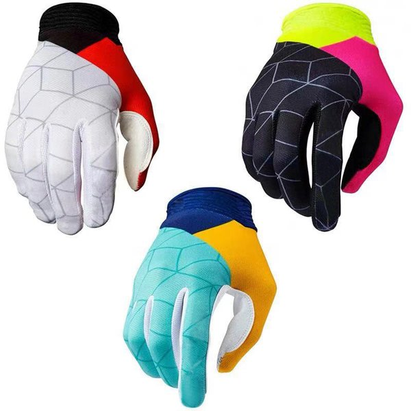 Windproof Full finger Cycling Bicycle Gloves Touch Screen Riding Bike Glove Thermal Motorcycle Winter Autumn Bike Clothing