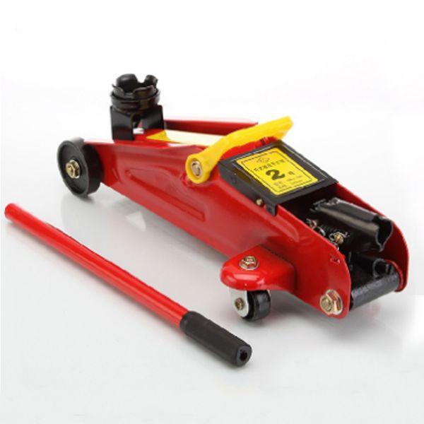 2ton бытовой маленький домкрат авто седан ручной гидравлический пол подъемный домкрат поддержка колеса авто Ремонт Шин Шин инструмент