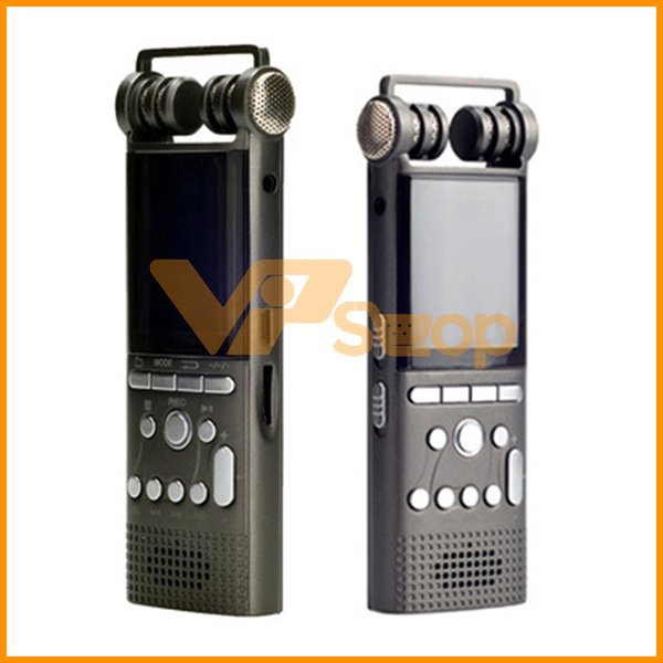 Professional Voice Activated Digital Audio Voice Recorder 16GB 8GB USB Pen Non-Stop Reduction Recorder 100hr HD Recording Pen