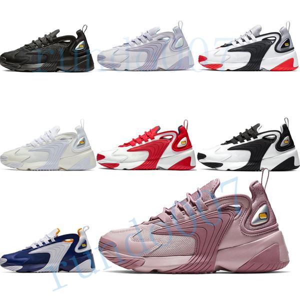 with box 2019 best zoom fly 2k designer M2K pegasus freak 2000 men women Creamy White Race Red Royal Blue tekno zm shoes sneakers Runni3ede#