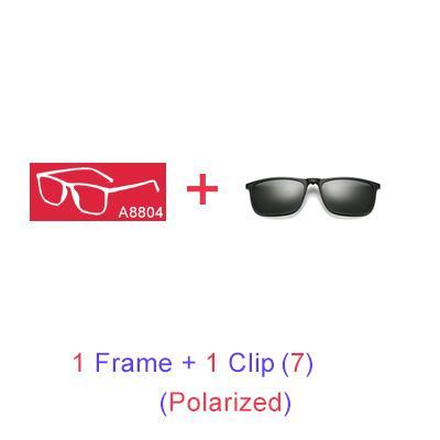 1 Clip für Frame 1 7