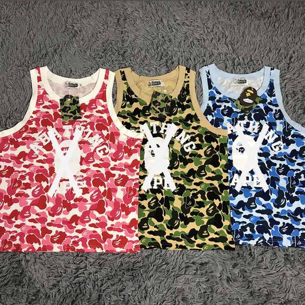 Mens Luxury T shirt Designer t shirt Aap Brand man T-Shirts woman t shirts Street hip hop t-shirts Summer Beach Couple vest T-shirt