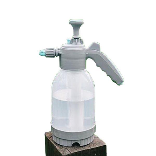 1.5L Main Pression Pulvérisateur Bouteille Tête Manuel Air Compresseur Pompe De Pulvérisation Bouteille De Jardinage Outil Arrosage Pot