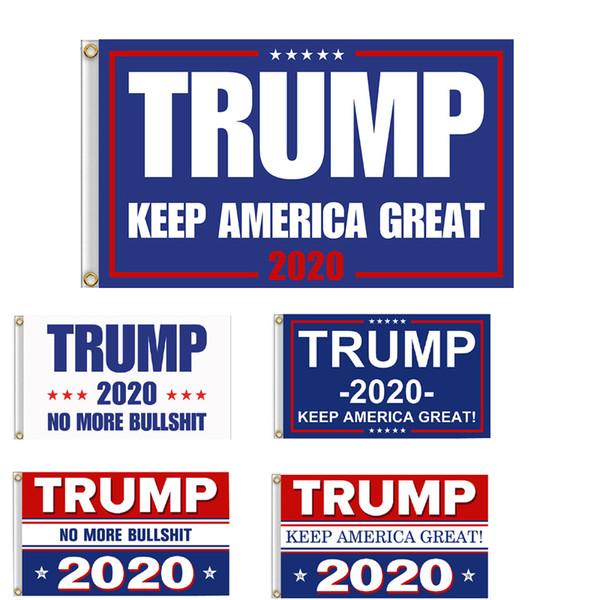 Bandera bandera Bandera de Donald Bandera decorativa Bandera de Trump América nuevamente para presidente Elección de Donald Trump de Estados Unidos