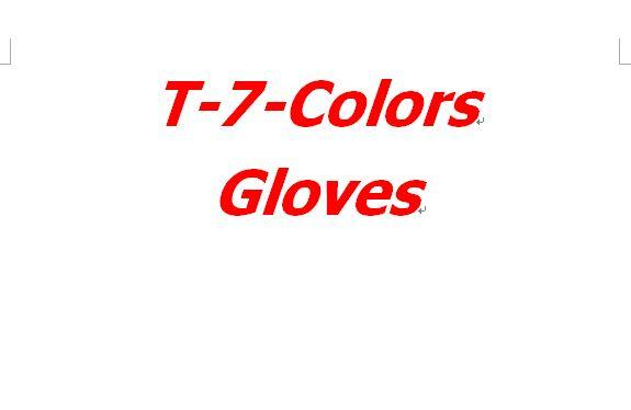 top popular T-7-Colors Gloves Motocycly Protect Glove Moto Racing Motocycly Gloves Mountan Gloves SAME As TL. 2019