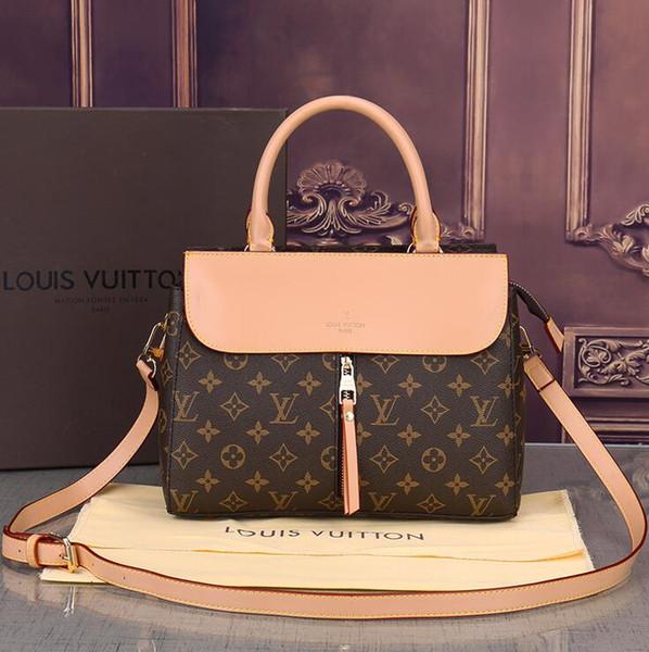 Women's handbag classic small series of fashion hot mom Lady chain bag elegant bulk corrugated woman Leather Shoulder purse handbags bag C16