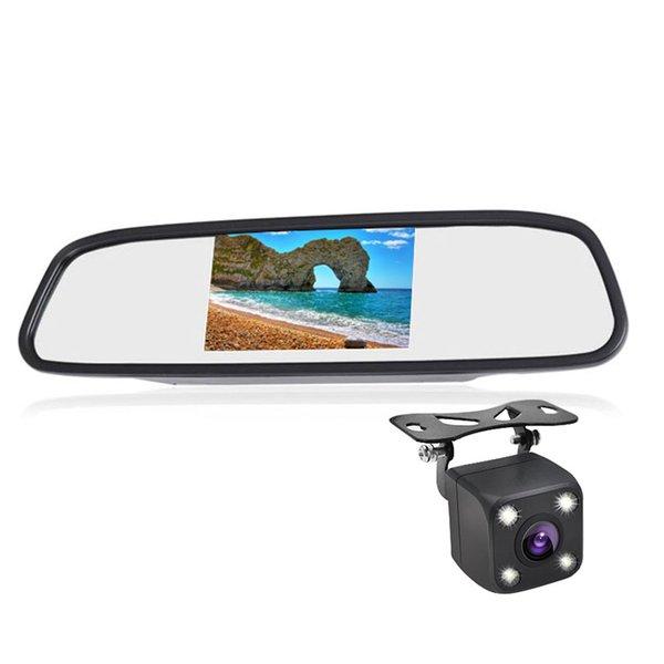 Câmera e monitor