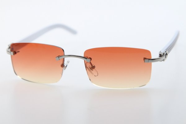 Silber-Orange-Objektiv