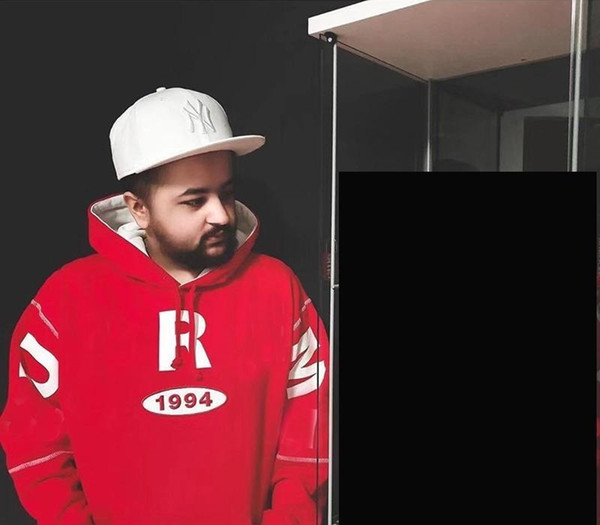 19SS Calle hombres de la marca del diseñador del Mens sudor con capucha tendencia Hip Hop Pareja camiseta de deportes al aire libre moda suéter con capucha de Asia tamaño 11