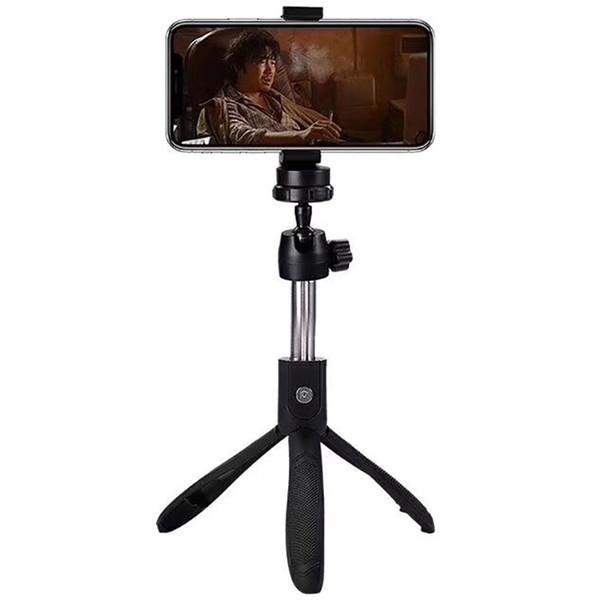Оригинальный K05 складной штатив Selfie Stick Bluetooth Selfiestick с беспроводной затвора Selfie Stick для iPhone Android Xiaomi