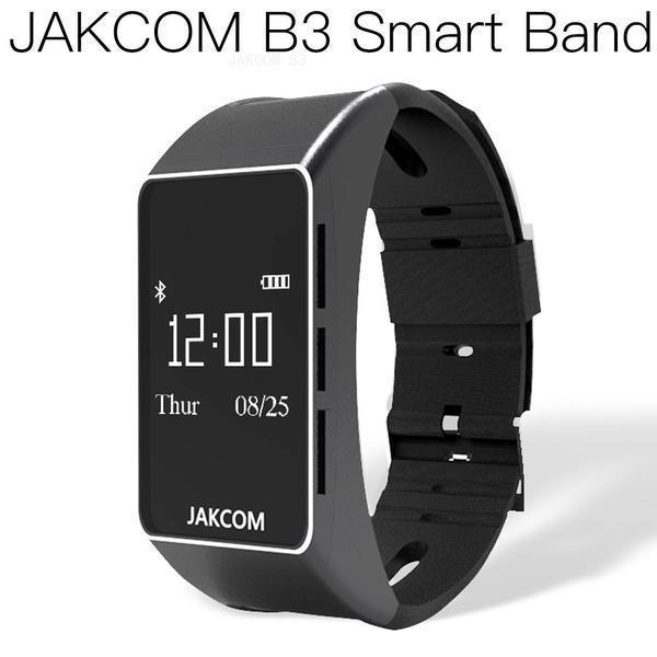 Продажа JAKCOM B3 Смарт Часы Горячий в смарт Wristbands как id115 фитнес-видео бф Бару дайвер часы