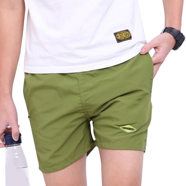 Männer Strand Shorts Sport P Sommer Herren Shorts Casual Baumwolle Slim Bermuda Masculina Joggers Hose Knielangen