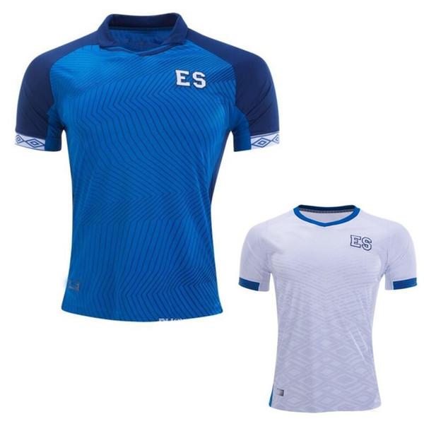 Üst 2019 Altın Kupası El Salvador futbol formaları home away futbol forması 19 20 Nelson Bonilla forması ceren camisas de futebol