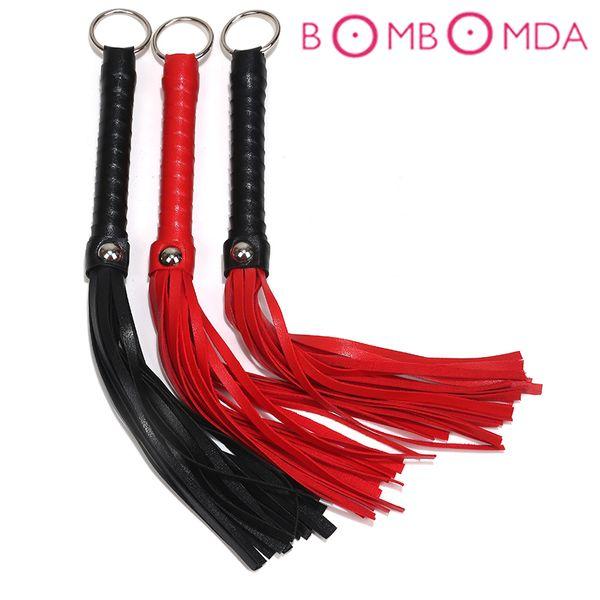 Spanking Paddle PU Leather Fetish Bondage Sex Whip Flogger Bdsm Slave Bondage Erotic Sex Toys For Woman Couples Adult Games C18112701