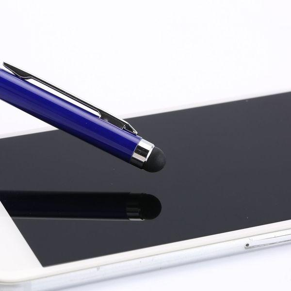 Dual use Capacitive Touch Screen stylus Pen For IPad Smart Phone Pen stylus Nib Capacitive Screen