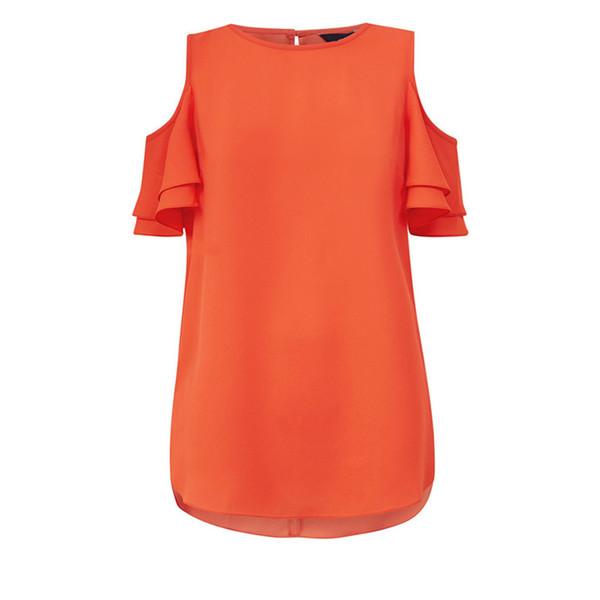 Женские топы и блузки 2019 с коротким рукавом уличная одежда шифон блузка в корейском стиле 5xl 6xl женские топы плюс размер винтажная блузка
