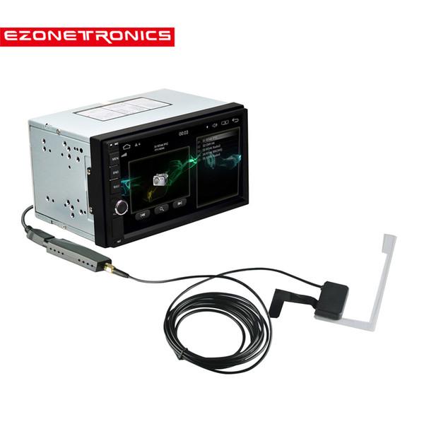 DAB + USB-Kabel mit Antennentuner-Empfänger für Android Auto-DVD-Spieler Autoradio gps mit 4,4 oder 5,11 o und DAB Anwendung einfach