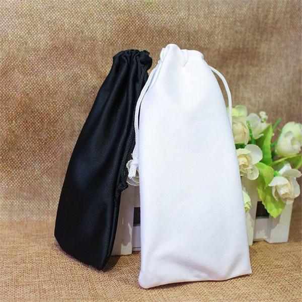 Soft Cloth Glasses Bag Sunglasses Case Fabric Dustproof eyeglasses Smart Phone Protect Container Glasses Bag