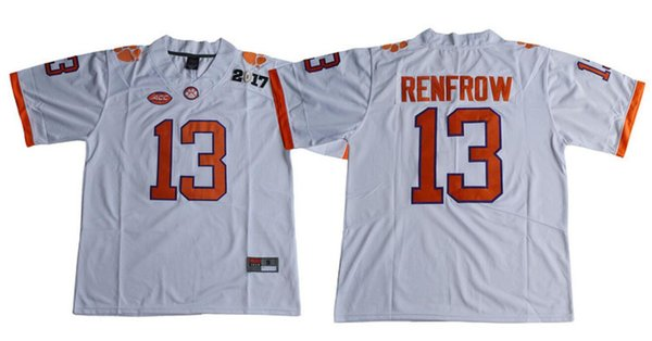 # 13 Renfrow blanco