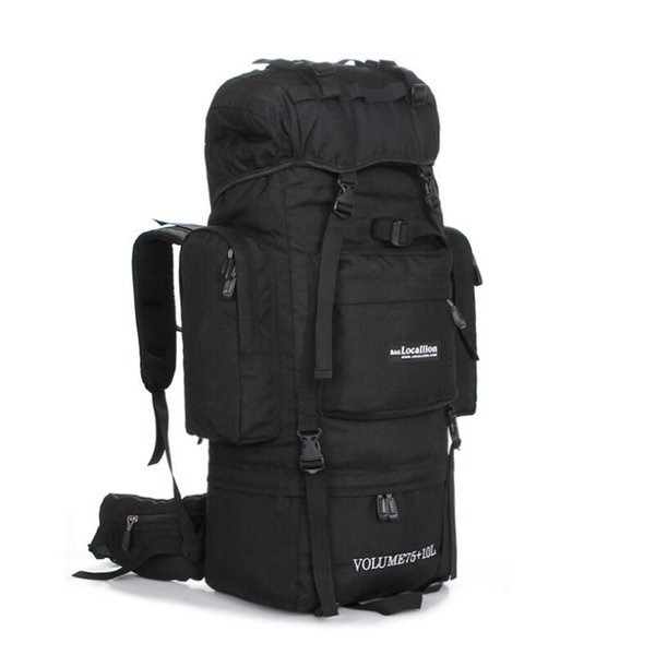 85L Tactical Bag Backpack Hiking Tactical Fishing Bag Army Outdoor Rucksack For travel Camping Hiking Hunting Backpacks