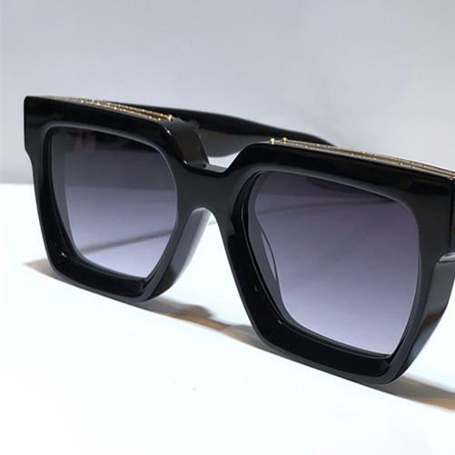 ouro negro Gradiente lente cinza